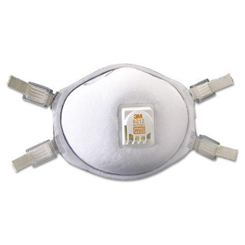3M Particulate Welding Respirator 8212, N95 - ten respirators.