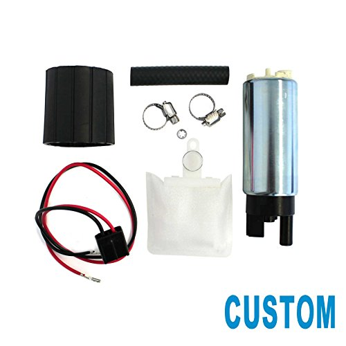 CUSTOM 255LPH High Performance Electric Intank Fuel Pump With Installation Kit F20000169 (Fuel Pump Blazer 1997 compare prices)