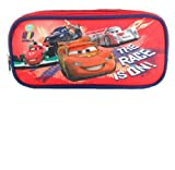 Large Size Cars Pencil Pouch The Race is On - Large Size Pencil Pouch