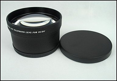 77Mm 2.0X Tele Telephoto Lens For Digital Camera 2X 77