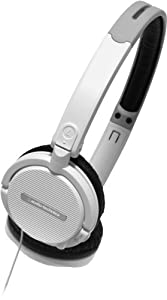 audio-technica ポータブルヘッドホン ATH-WM5 WH