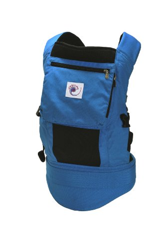 ERGObaby Performance Baby Carrier, True Blue