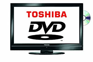 Toshiba 22DV501B 22-inch Widescreen HD Ready LCD TV with Built-in DVD player