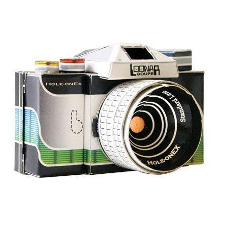Lomography Paper Pinhole Camera