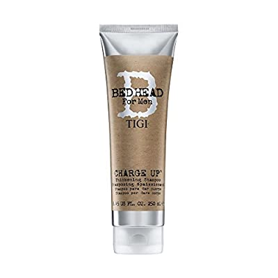 Tigi Bed Head For Men Charge Up Thickening Shampoo - 250ml