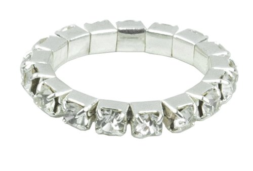 Starlite - Ladies, Womens & Girls Flexible Silver