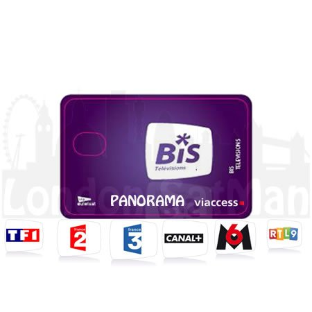 bis-tv-viewing-card-panorama-12-months-french-satellite-tv-la-tele-francaise-avec-bis-tv-sur-hotbird