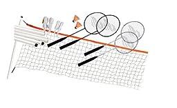 Triumph Sports Beginner Badminton Set