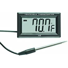 Thomas Traceable Snap-In Module Thermometer, -58 to 572 degree F, -50 to 300 degrees C