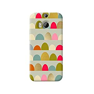 The Fappy Store delightful rue hard plastic back case cover for htc one m8