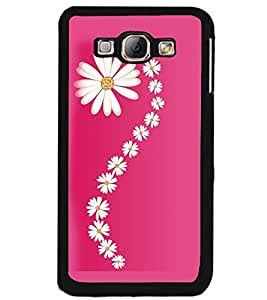 Printvisa Assorted Floral Pattern Back Case Cover for Samsung Galaxy A8::Samsung Galaxy A8 A800F