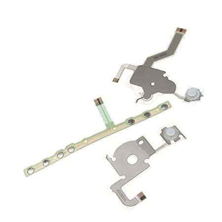 D-Pad Button Left Right Keypad Flex Cable For PSP 2000 Series PSP2001 PSP2002