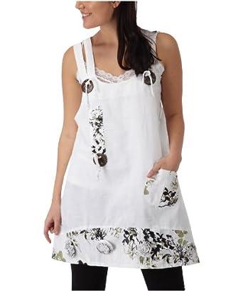 Joe Browns Women's Laidback Linen Tunic White (4)