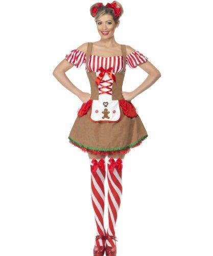 Medium Women's Gingerbread Costume