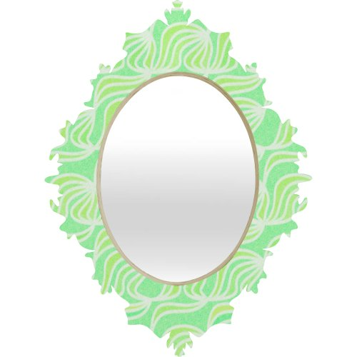 Hadley Hutton Succulent Collection 3 Baroque Mirror