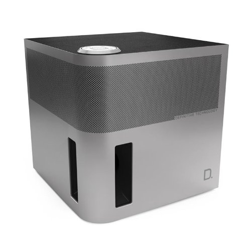 Definitive Technology Cube Wireless Bluetooth Speaker (Black/Silver)