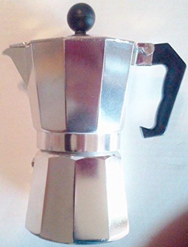 Primula Today Mario Aluminum 6 Cup Espresso Maker