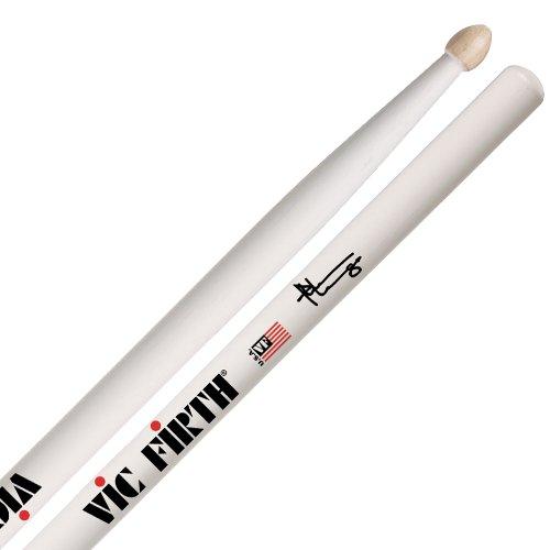 Vic Firth Thomas Lang Signature American Hickory Wood Tip Drumsticks