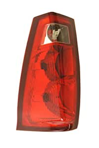 Genuine GM Parts 15096924 Passenger Side Taillight Assembly