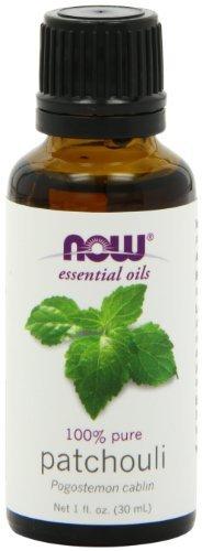 NOW Foods Patchouli Oil, 1 ounce (2 Ounces)