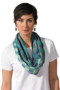 Andean Collection Fair Trade Woven Infinity Scarf