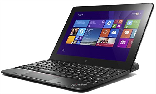 Lenovo Keyboard for ThinkPad 10 Ultrabook, UK Keyboard Only – Monotone