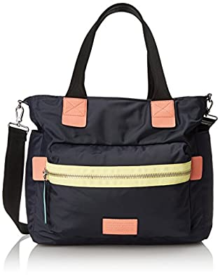 marc by marc jacobs domo arigato elizababy diaper bag atlantic ocean multi one. Black Bedroom Furniture Sets. Home Design Ideas