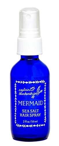 Captain Blankenship - Organic Mermaid Sea Salt Hair Spray (2 oz) (Salt Hairspray compare prices)