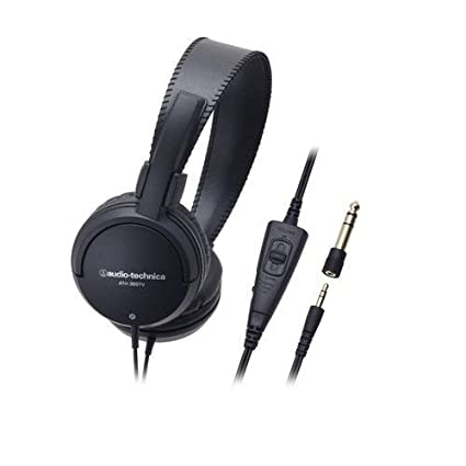 Audio-Technica-ATH-300TV-Closed-back-Headphones
