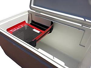 Cooler Shelf (MEDIUM, Red) from CHRISTAR'S NET, INC.