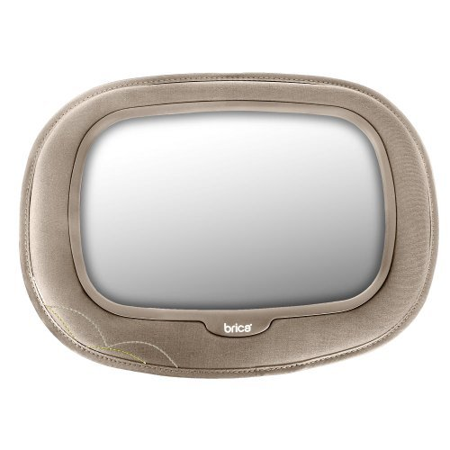 Brica Baby In-Sight Mega Mirror - Tan front-660193