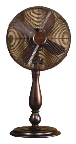 Deco Breeze DBF0349 Sutter 12-Inch Tabletop Fan