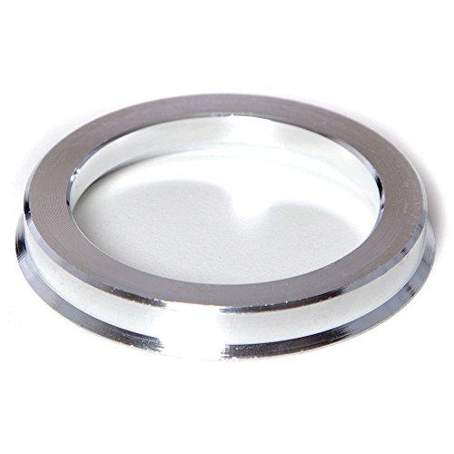 [해외]57.1mm OD 54.1mm ID 회로 성능 알루미늄 허브 중심 반지에/57.1mm OD to 54.1mm ID Circuit Performance Aluminum Hub Centric Rings