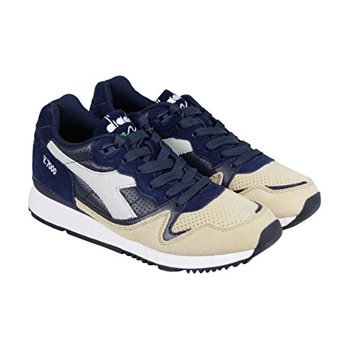 diadora-v7000-mens-blue-tan-suede-synthetic-lace-up-sneakers-shoes-115