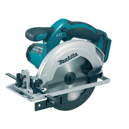Why Choose The Makita Bare-Tool BSS611Z 18-Volt LXT Lithium-Ion Cordless 6-1/2-Inch Circular Saw
