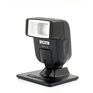 Amazon.com : Metz MZ 20220 20 C-2 Automatic Flash with Tilt Reflector