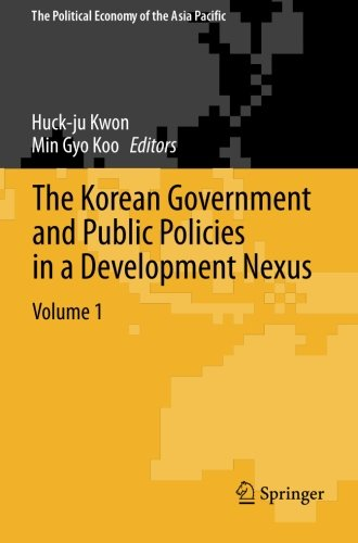 The Korean Government and Public Policies in