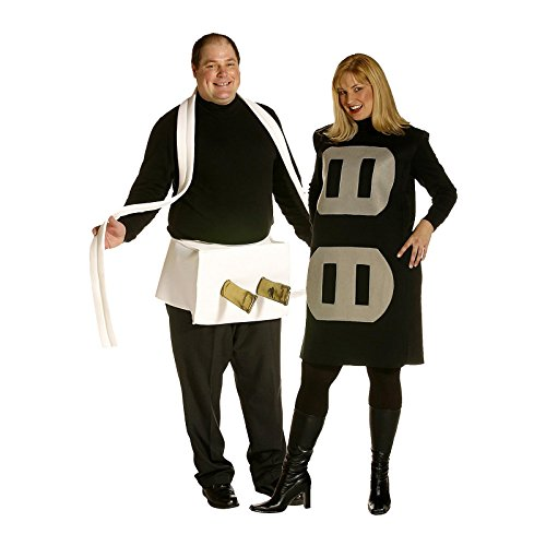Plus Size Plug and Socket Couple Costume for Adults