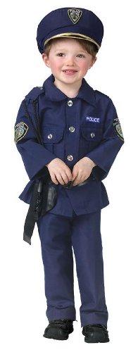 Policeman Kids Costume