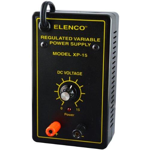 Elenco Variable Voltage Power Supply Kit