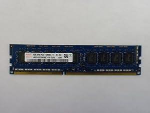 8 GB 2Rx8 PC3-12800E Hynix Memory MEM-DR340L-HL01-EU16 for SuperMicro Server