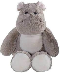 aurora peluche hippopotame 35 cm jeux et jouets. Black Bedroom Furniture Sets. Home Design Ideas