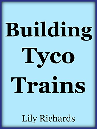 building-tyco-trains-english-edition