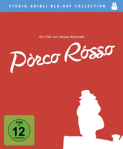 Porco Rosso [Alemania] [Blu-ray]