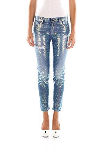 Jeans Pinko Donna Cotone Blu 1G11B6Y1LXG14 Blu 29 Slim