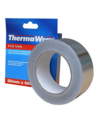 thermawrap-50m-x-50mm-x-50-x-30m-foil-tape-acrylic-based-adhesive-to-ensure-strong-watertight-bond