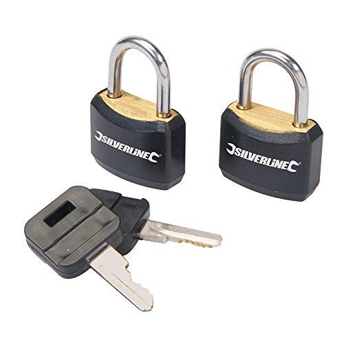 silverline-663004-chiave-unica-lucchetto-per-bagagli-2-pezzi