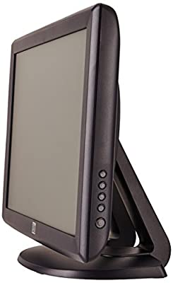 Elo 1515L Desktop Touchscreen LCD Monitor - 15-Inch - Surface Acoustic Wave - 1024 x 768 - 4:3 - Dark Gray