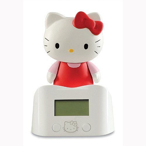 Playhut GoLive2 Hello Kitty Tech Toy Figure RED - 1