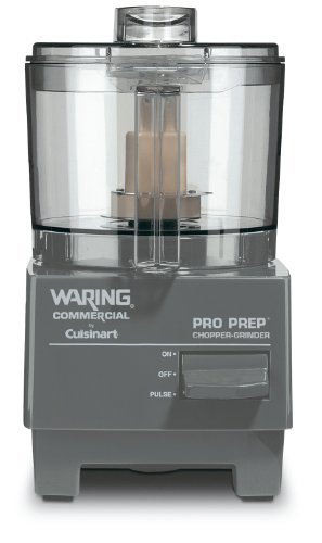 Review: Waring Commercial WCG75 Pro Prep Chopper Grinder, 3/4-Quart  Review